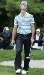 Will MacKenzie during the third round of the Canadian Open held at Hamilton Golf and Country Club in Ancaster, Ontario, Canada, on September 9, 2006.Photo by: Stan Badz/PGA TOUR