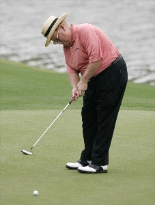 Bob Murphy during the first round of the Regions Charity Classic held at Robert Trent Jones Golf Trail at Ross Bridge in Birmingham, AL, on May 5, 2006.Photo by: Stan Badz/PGA TOUR