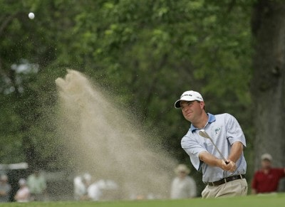 Brian Bateman during the third round of the Buick Open held at Warwick Hills Golf & Country Club in Grand Blanc, Michigan, on June 30, 2007. Photo by: Chris Condon/PGA TOURPhoto by: Chris Condon/PGA TOUR