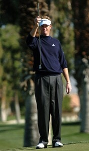 Tim Petrovic in action during the second round of the 2007 Bob Hope Chrysler Classic at Bermunda Dunes Country Club in Bermuda Dunes, California on January 18, 2007. PGA TOUR - 2007 Bob Hope Chrysler Classic - Second RoundPhoto by Steve Grayson/WireImage.com