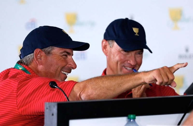 Fred Couples, Davis Love III