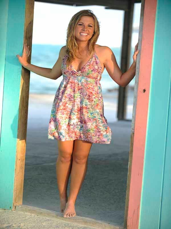 Big Break Sandals Resorts; Sara Brown