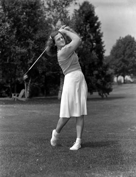 Babe Zaharias, 1950