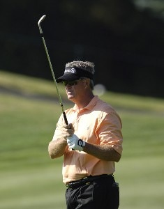 John Harris during the third round of the JELD-WEN Tradition at The Reserve Vineyards & Golf Club in Aloha, Oregon on Saturday, August 26, 2006.Photo by Steve Levin/WireImage.com