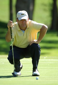 David Frost during first round of the Bank of America Colonial held at the Colonial Country Club on Monday, May 18, 2006 in Ft. Worth, TexasPhoto by Marc Feldman/WireImage.com