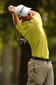 Vaughn Taylor during the second round of the Stanford st. Jude Championship at the TPC Southwinds on Friday June 8, 2007 in Memphis, Tennessee PGA TOUR - 2007 Stanford St. Jude Championship - Second RoundPhoto by Marc Feldman/WireImage.com