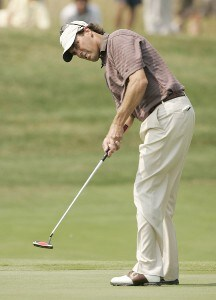 Stephen Ames during the first round of the 2007 Canadian Open held on the North Course at Angus Glen Golf Club on July 26, 2007 in Markham, Ontario, Canada. PGA TOUR - 2007 Canadian Open - First RoundPhoto by Stan Badz/PGA TOUR/WireImage.com