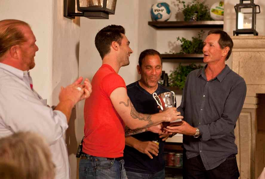 The Haney Project, Mario Batali, Adam Levine and Hank Haney