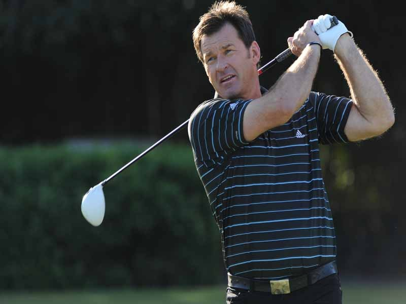 7 Nights at The Academy, Sir Nick Faldo, Nick Faldo