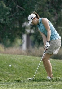 Stacy Prammanasudh during the second round of the 2006 Wendy's Championship for Children held at Tartan Fields Golf Club in Dublin, Ohio on August 25, 2006.Photo by Kevin C.  Cox/WireImage.com
