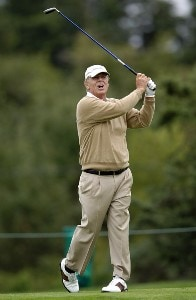 Graham Marsh during the first round of the JELD-WEN Tradition at The Reserve Vineyards & Golf Club in Aloha, Oregon on Thursday, August 24, 2006.Photo by Steve Levin/WireImage.com