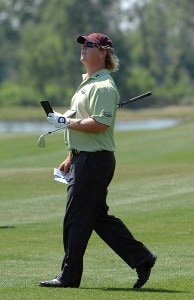 Charley Hoffman during the first round of the Zurich Classic of New Orleans on Thursday April 19, 2007 at the TPC Louisiana in Avondale, Louisiana PGA TOUR - 2007 Zurich Classic Gentleman Jack Event and GC Corporate Event - April 19, 2007