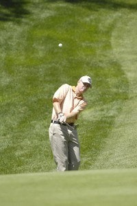 Steve Flesch during the second round of The John Deere Classic at the TPC Deere Run in Silvis, Illinois on Friday, July 13, 2007 PGA - 2007 John Deere Classic - Second RoundPhoto by Marc Feldman/WireImage.com