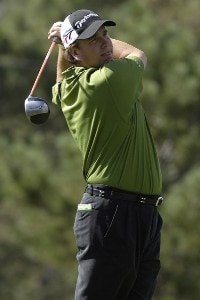 Craig Barlow during the first round of 'The International' at Castle Pines Golf Club on Thurday, August 10, 2006 in Castle Rock, ColoradoPhoto by Marc Feldman/WireImage.com