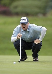 D.A. Points during the first round of the Barclays Classic held at Westchester Country Club in Rye, New York on June 8, 2006.Photo by Chris Condon/PGA TOUR/WireImage.com
