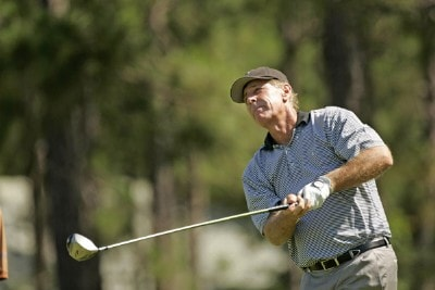 Graham Marsh during the second round of the Boeing Championship at Sandestin at Raven Golf Club in Destin, Florida on May 13, 2006.Photo by Michael Cohen/WireImage.com