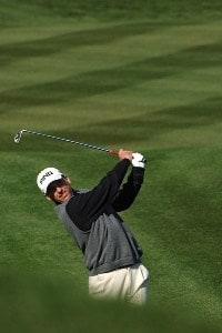 Kevin Sutherland during the second round of the FBR Open at the TPC Scottsdale on Friday, February 2, 2007 in Scottsdale, Arizona. PGA TOUR - 2007 FBR Open - Second RoundPhoto by Marc Feldman/WireImage.com