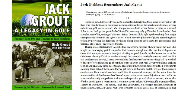 Jack Grout A Legacy in Golf