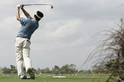 Charlie Wi during the second round of The Honda Classic held at the PGA National Resort & Spa-Championship Course in Palm Beach Gardens, Florida, on March 2, 2007. Photo by: Stan Badz/PGA TOURPhoto by: Stan Badz/PGA TOUR