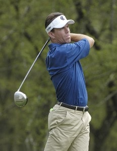 Skip Kendall during the second round of the Shell Houston Open at the Redstone Golf Club,Tournament Course, Humble, Texas, on Friday, April 21, 2006Photo by Marc Feldman/WireImage.com
