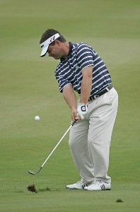 Jay Williamson competes in the second round of the B.C. Open held on the Atunyote course at Turning Stone Resort in Vernon, New York, on July 21, 2006.Photo by: Chris Condon/PGA TOUR