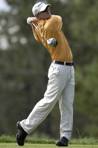 Jeff Gove during the first round of 'The International' at Castle Pines Golf Club on Thurday, August 10, 2006 in Castle Rock, ColoradoPhoto by Marc Feldman/WireImage.com
