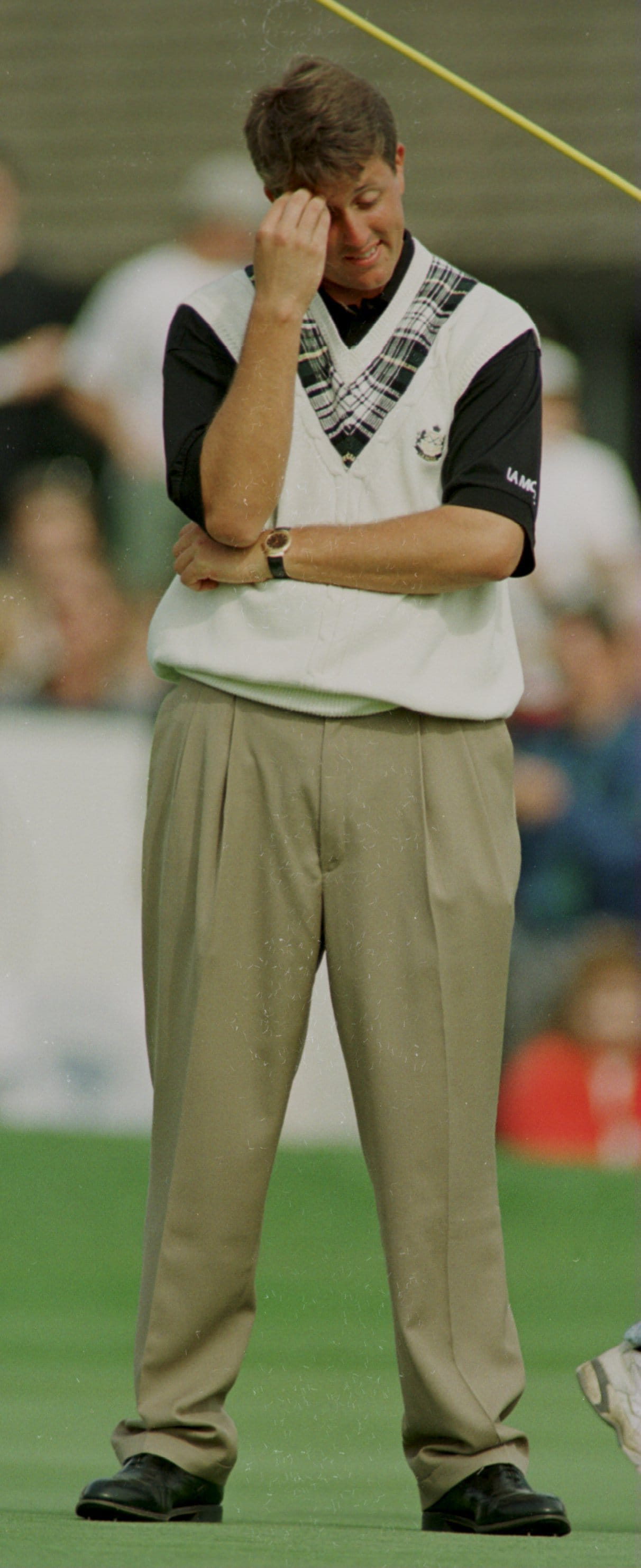 Phil Mickelson at the 1996 Buick Invitational