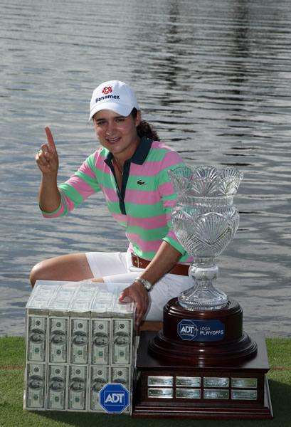 Lorena Ochoa, 2007