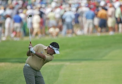 Kenneth Ferrie during the third round of the 2006 U.S. Open Golf Championship at Winged Foot Golf Club in Mamaroneck, New York on June 17, 2006.Photo by Michael Cohen/WireImage.com