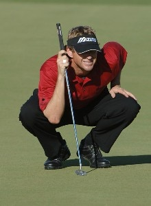 Lee Janzen during the final round of the Fry.com Open at the TPC Summerland in Las Vegas, Nevada on Sunday, October 15, 2006 PGA TOUR - 2006 Frys.com Open - Final RoundPhoto by Marc Feldman/WireImage.com