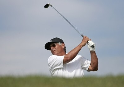 Lee Trevino during the first round of the 3M Championship held at TPC Twin Cities in Blaine, Minnesota, on August 4, 2006.Photo by: Chris Condon/PGA TOUR