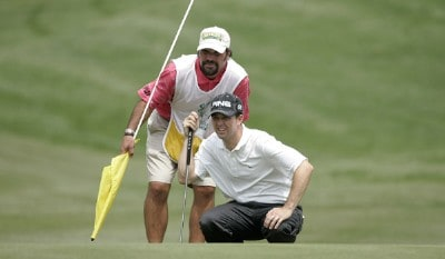 Charles Warren during the second round of the BellSouth Classic at TPC Sugarloaf in Duluth, Georgia, on March 31, 2006.Photo by: Stan Badz/WireImage