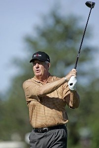 J.C. Snead during the first round of the Boeing Championship at Sandestin at Raven Golf Club in Destin, Florida on May 12, 2006.Photo by Michael Cohen/WireImage.com