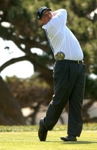 Chris Smith in action during the first round of the PGA TOUR's 2006 Buick Invitationa at Torrey Pines South in La Jolla, California January 26, 2006Photo by Steve Grayson/WireImage.com