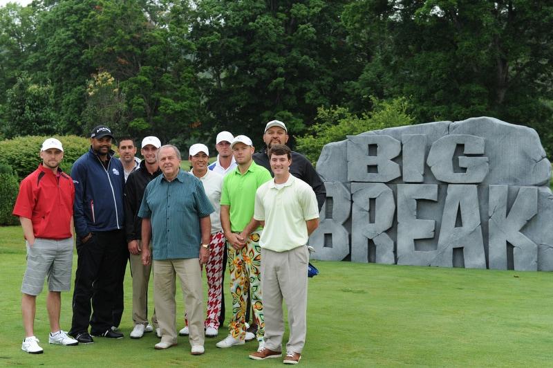 Big Break Greenbrier; Sam Snead Jr.