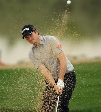ABU DHABI, UNITED ARAB EMIRATES - JANUARY 20: Gary Boyd of England during the first round of the Abu Dhabi HSBC Golf Championship at the Abu Dhabi Golf Club on January 20, 2011 in Abu Dhabi, United Arab Emirates.  (Photo by Ross Kinnaird/Getty Images)