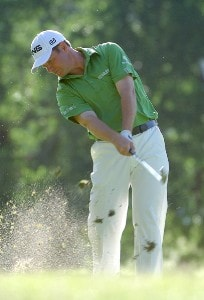 Ted Purdy during first round of the Bank of America Colonial held at the Colonial Country Club on Monday, May 18, 2006 in Ft. Worth, TexasPhoto by Marc Feldman/WireImage.com