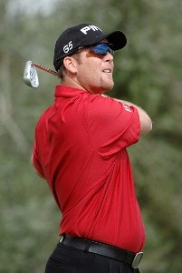 D.A. Points during the second round of the Frys.com Open on Friday, October 13, 2006 at the TPC Summerland in Las Vegas, Nevada. PGA TOUR - 2006 Frys.com Open - Second RoundPhoto by Marc Feldman/WireImage.com