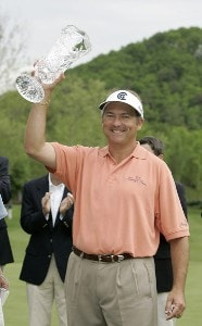 Ken Duke wins BMW Charity Pro-Am at The Cliffs held on The Cliffs Valley course in Greenville, South Carolina, on April 30, 2006.Photo by: Stan Badz/PGA TOUR