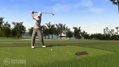 EA Sports Tiger Woods PGA TOUR 12: Pebble 3