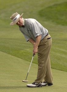 Briny Baird during the second round of The International at Castle Pines Golf Club on Friday, August 11, 2006 in Castle Rock, ColoradoPhoto by Marc Feldman/WireImage.com