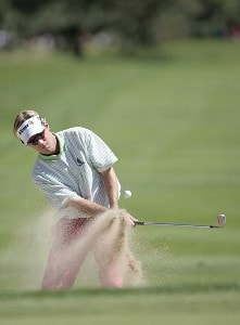 Brett Quigley during the second round of the Buick Open held at Warwick Hills Golf & Country Club in Grand Blanc, Michigan, on June 29, 2007. PGA TOUR - 2007 Buick Open - Second RoundPhoto by Christopher Condon/WireImage.com