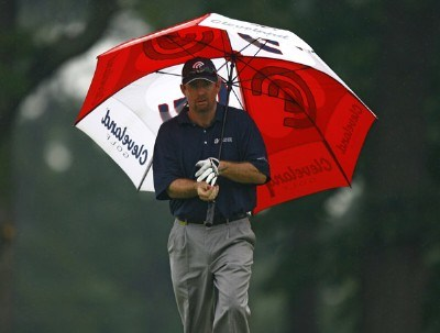 Rod Pampling during the second round of the 88th PGA Championship at Medinah Country Club in Medinah, Illinois, on August 18, 2006.Photo by Mike Ehrmann/WireImage.com