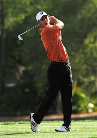 PALM HARBOR, FL - MARCH 21:  Charles Howell III hits on the 17th hole during the third round of the Transitions Championship at the Innisbrook Resort and Golf Club on March 21, 2009 in Palm Harbor, Florida.  (Photo by Sam Greenwood/Getty Images)