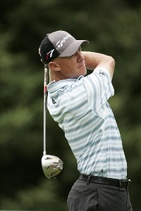 Nathan Green during the first round of the Buick Open at Warwick Hills Golf and Country Club in Grand Blanc, Michigan on August 3, 2006.Photo by Michael Cohen/WireImage.com