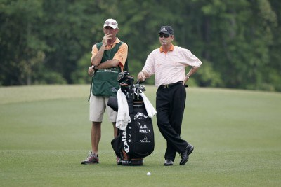 Mark McNulty during the third and final round of the Regions Charity Classic held at Robert Trent Jones Golf Trail at Ross Bridge in Birmingham, AL, on May 7, 2006.Photo by: Stan Badz/PGA TOUR