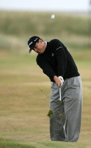 Loren Roberts during the final round of the 2006 Senior British Open at the Westin Turnberry resort in Ayrshire, Scotland on July 30, 2006.Photo by Matthew Harris/WireImage.com