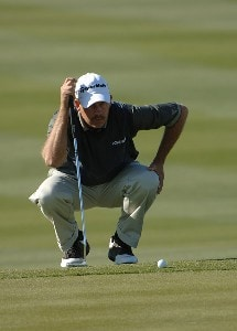 Bart Bryant during the second round of the Bob Hope Chrysler Classic at The Classic Club in Palm Desert, California on Thurday, January 18, 2007. PGA TOUR - 2007 Bob Hope Chrysler Classic - Second RoundPhoto by Marc Feldman/WireImage.com