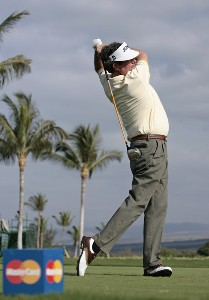 Bruce Lietzke during the Wednesday Pro-Am round of the 2007 MasterCard Championship at Hualalai held at Hualalai Golf Club in Ka'upulehu-Kona, Hawaii, on January 17, 2007. Photo by: Chris Condon/PGA TOURPhoto by: Chris Condon/PGA TOUR