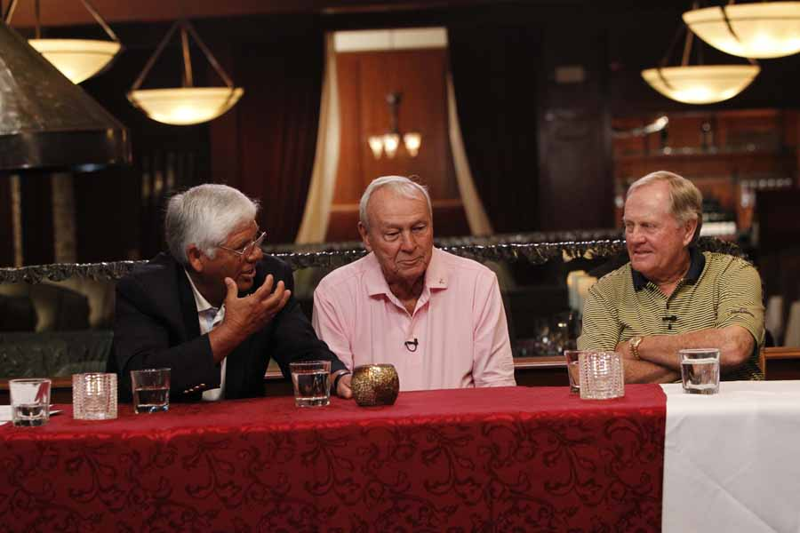 Legendary Conversation: Lee Trevino, Arnold Palmer, and Jack Nicklaus